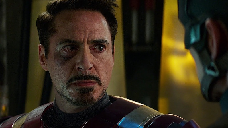 Tony Stark Finds Out Bucky Killed His Parents