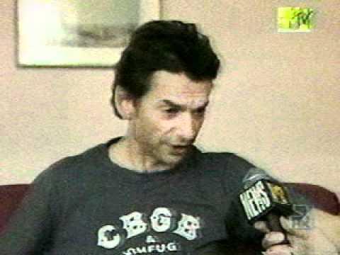 Dave Gahan (depeche mode) - Moscow 18062003 - MTV Russia