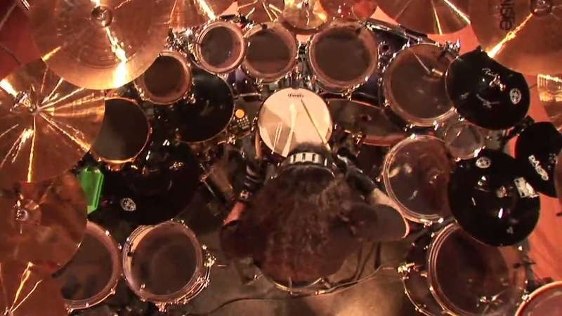 Aquiles Priester - The Infallible Reason of my Freak Drumming - Part 1