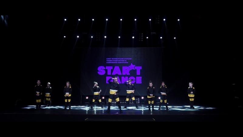 STAR'TDANCEFEST\VOL13\4'ST PLACE\STREET Styles Show beginners kids\Street Guards