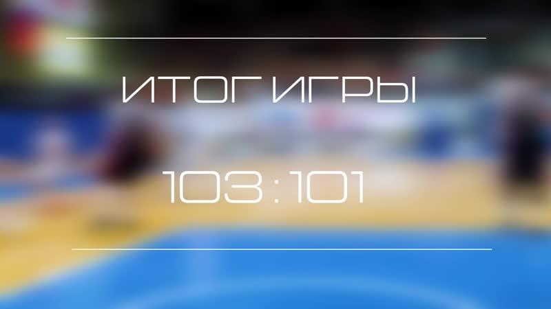 Динамо (Магнитогорск) vs Чебоксарские Ястребы (Чебоксары) 7.03.2019г.
