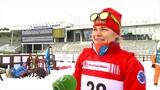 Екатерина Щепанская Это моя первая личная медаль Кубка России!