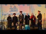 Выступление ансамбля старинной казачьей песни