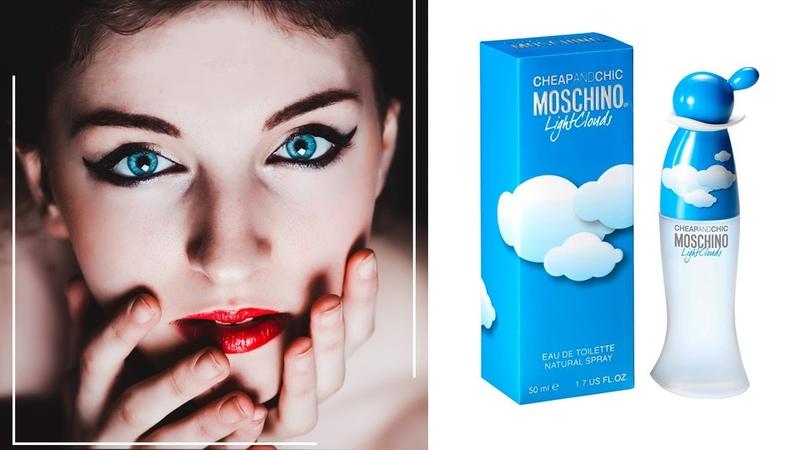 Moschino Cheap and Chic Light Clouds Москино Чип Энд Чик Лайт Клаудс - обзоры и отзывы о духах