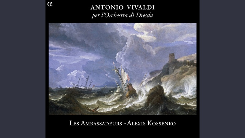 Concerto for Violin, 2 Oboes, 2 Horns, Cello, Bassoon, Strings and Basso Continuo in F Major,...