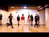 MUSKY Dance practice Video Secret of my heart