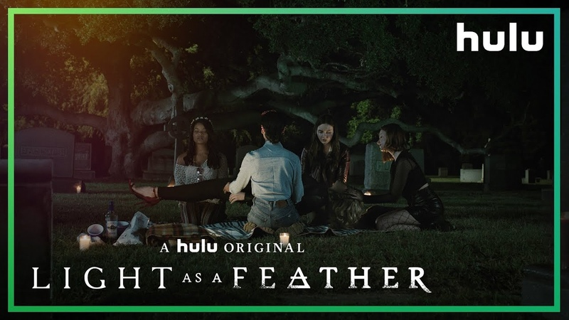 Light as a Feather Official Teaser • A Hulu Original