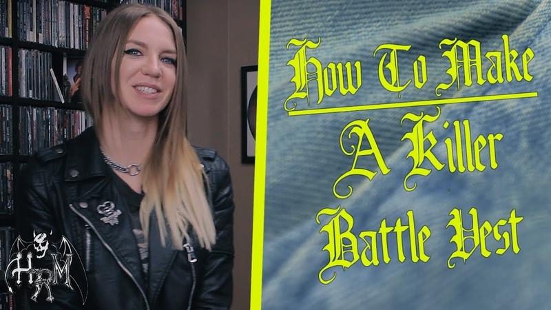 How To Make A Battle Vest Killer Vests Across The Globe