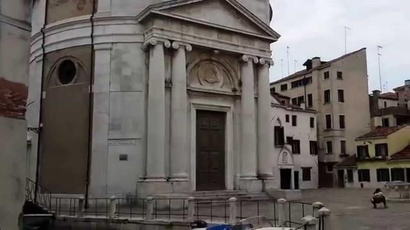 Santa Maria Maddalena Venice