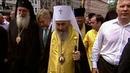 Константинопольский патриарх Варфоломей угрожает лишить поста главу канонической Украинской православной церкви митрополита Онуфрия. Но