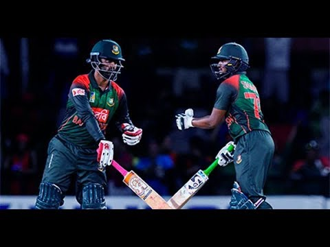 Bangla News 24 Live 14 Dec 2018 ওয়েস্ট ইন্ডিজকে ৮ উইকেটে হারিয়ে ওয়ান