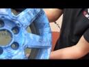 Супер печать давлением воды - Аквапринт!