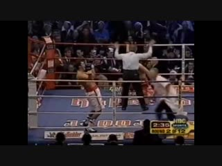 Wladimir klitschko vs corrie sanders ko 2003