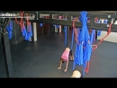 Скрытая камера в фитнес клубе