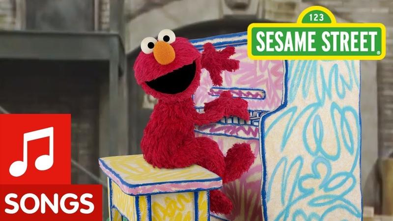 Sesame Street: Elmo's Song