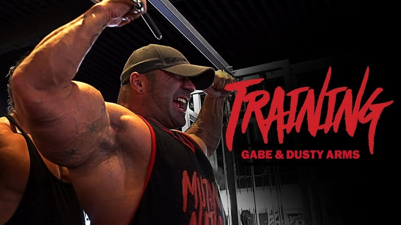 MUTANT TRAINING - Arms with Dusty and Gabe at Powerhouse, Torrence CA