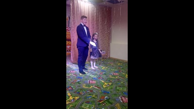 Евушке 8💖🙏15.06.2018 Александр Пчелин! Атмосфера волшебства 🎩👀👏