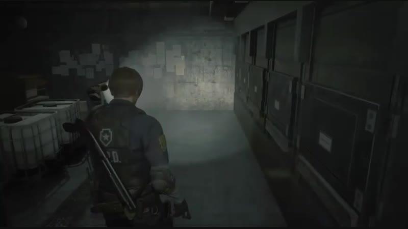 Mr. Marmok Resident Evil 2 (remake) Морг
