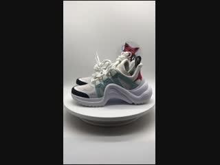 Lv sci-fi sneakers
