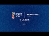 17 день | FIFA FAN FEST MOSCOW | Испания — Россия | ATL | ST | Eva Simons I KREC I Хорватия — Дания