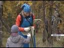 В Дивногорске уборку берегов Енисея организовали в форме квеста