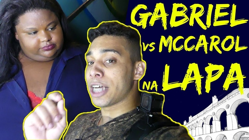GABRIEL MONTEIRO VS MC CAROL, LAPA-RJ.