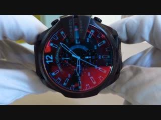 Элитные мужские часы Diesel 10 BAR   HIT 2019