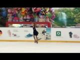Валерия Швецова ЮНЫЙ ФИГУРИСТ ЦФКСиЗ Фрунзенского р-на 20180524 Ice RIO Orion G UF 2011