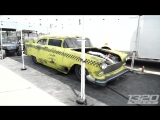 Fastest Taxi Cab in the WORLD! 118mm Turbo BIG BLOCK