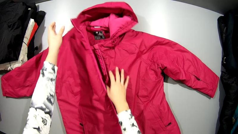 СЕКОНД ХЕНД Артикул С 235. Упаковка № 11. Куртки ж/м зима. Страна Англия.