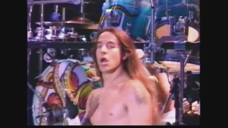 Red Hot Chili Peppers live 1992 ᴴᴰ concert at Lollapalooza Bremerton RHCP