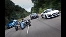 Road-legal 1.0-litre Formula Ford EcoBoost vs Audi R8, BMW M6 and an Mercedes A45 AMG
