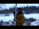 Наша зимняя выездная баня Мобиба на Реке Москва с прорубью