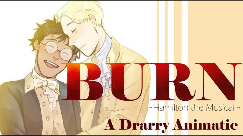 Harry Potter Animatic: Burn (Drarry)