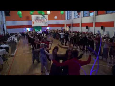 2 Уральский танго-марафон. Урок по чакарере