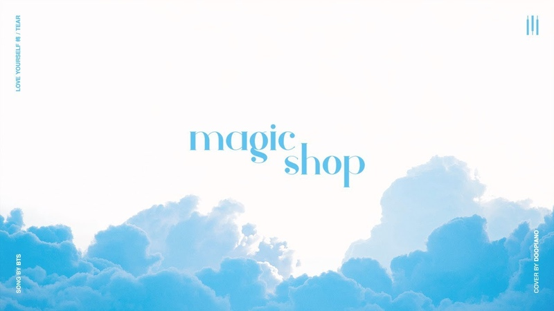 BTS (방탄소년단) - Magic Shop Piano Cover
