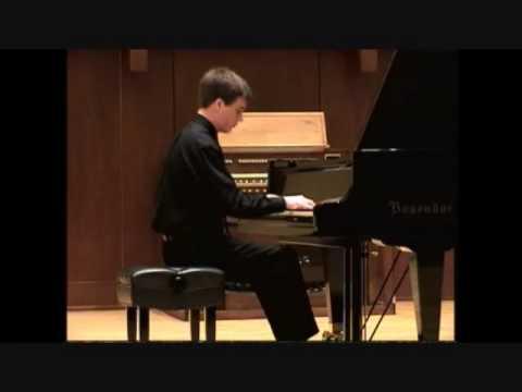 Charles-Valentin Alkan Etude in G Major Op. 35 No. 3 (Live in Recital)
