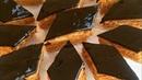 Թռչնի կաթ առանց գոլորշու Торт Медовик с заварным кремом шоколадной глазурью Без раскатки коржей