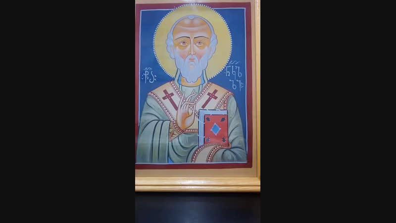 Акафист святителю Николаю при материальных затруднениях заключении тюремном о путешествующих