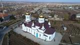 Освящение Свято-Успенского храма в с. Котловина Ренийского района