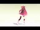 Vocaloid Вокалоид MMD ヒビカセ Hibikase IA MOTION DL
