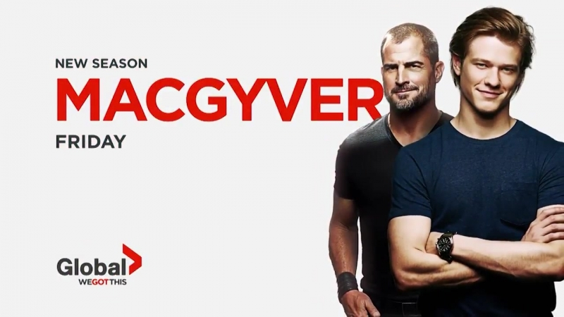The Mac is back! Dont miss MacGyvers season premiere Friday 8pm ep. (1)