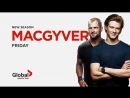 The Mac is back Dont miss MacGyvers season premiere Friday 8pm ep 1