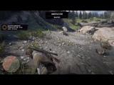 Arthur hits a nasty DAB