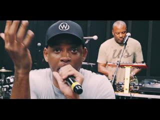 Will smith (fresh prince), dj jazzy jeff «from da south» | live
