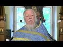 Протоиерей Димитрий Смирнов. Проповедь о разных формах беснования в XXI веке