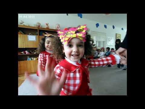 Երևանի համար 90 մանկապարտեզ 29.04.2011 - ԱՆԻ 4 տարեկան