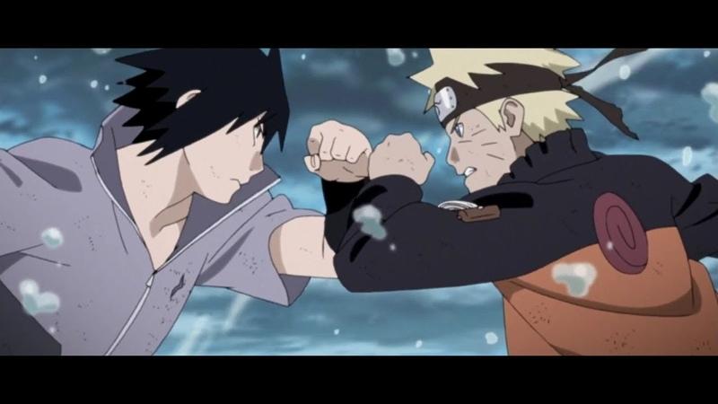 Lil Pump - Welcome To The Party Naruto VS Sasuke [AMV]