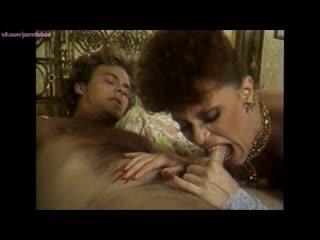 Ретро инцест - мама соблазнила сына ( porn incest, mom and son sex retro vintage)