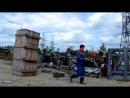 Безоборотное метание ножей Южно Сахалинск Метание с уходом руки выше уровня торса и её остановкой на уровне